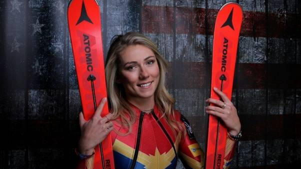 Alpine skiing - American Shiffrin sees herself as multiple medal threat