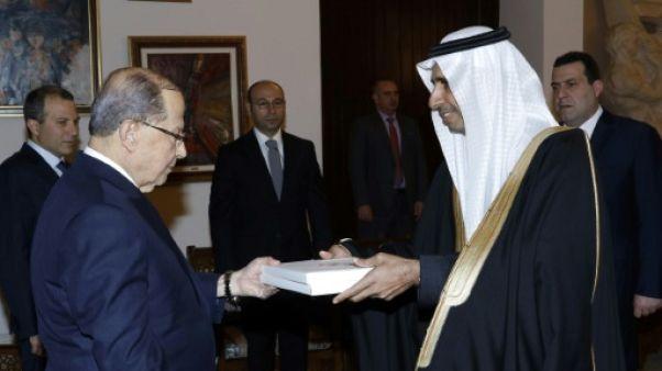 Nouvel ambassadeur saoudien au Liban, un mois après l'affaire Hariri