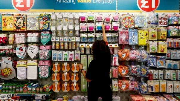 Steinhoff's UK retailer Poundland reports record Christmas trading