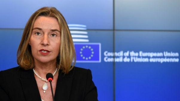Face aux manifestations en Iran, la prudence de mise chez les Européens