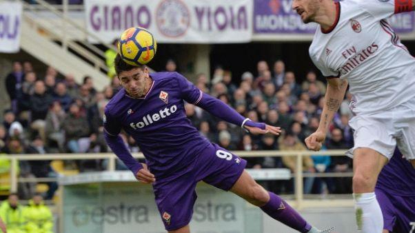 Attaccante Fiorentina 'non credo a nerazzurri in crisi'