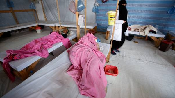 Suspected cholera cases in Yemen hit one million - ICRC