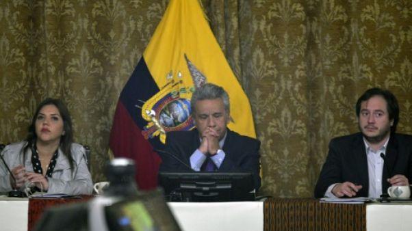 Scandale Odebrecht: déchéance du vice-président d'Equateur confirmée
