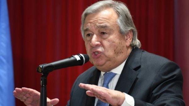 Le patron de l'ONU se félicite de la réouverture d'une communication intercoréenne