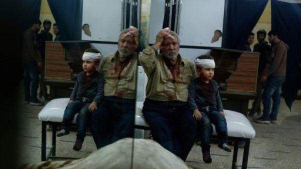 Syrie: combats dans la Ghouta pour briser le siège d'une base du régime (OSDH)