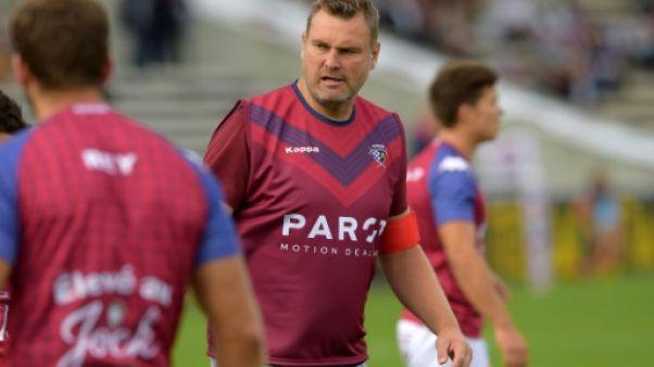 Top 14: l'Anglais Teague nommé manager à Bordeaux-Bègles à la place de Brunel
