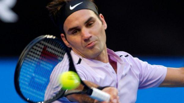 Hopman Cup: impressionnante, la Suisse de Federer en finale