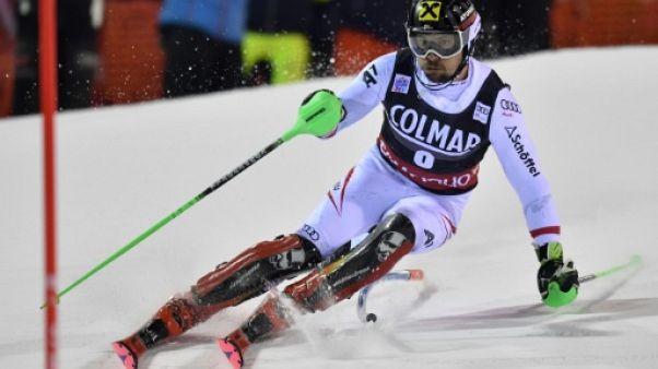Ski alpin: Hirscher bien placé pour la 50e