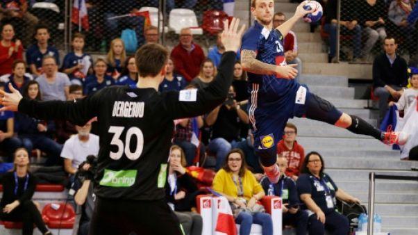 Hand: la France convaincante face à la Norvège en Golden League