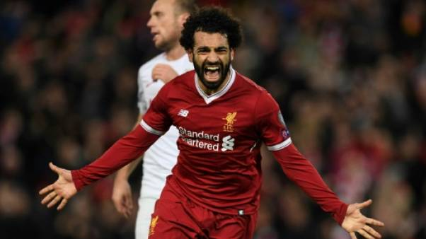 L'Egyptien Mohamed Salah élu footballeur africain de l'année