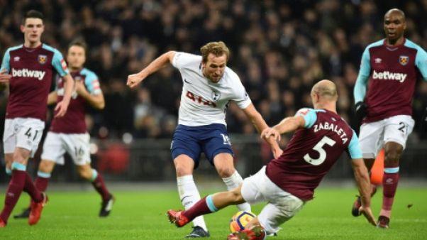 Angleterre: Tottenham pas récompensé contre West Ham