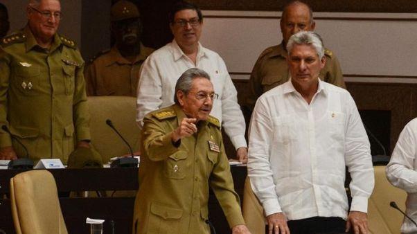 Cuba postpones historic handover from Castro to new president