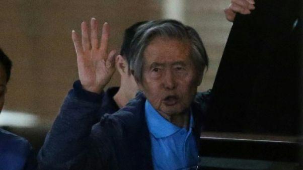 Alberto Fujimori, l'ex-homme fort qui divise toujours le Pérou