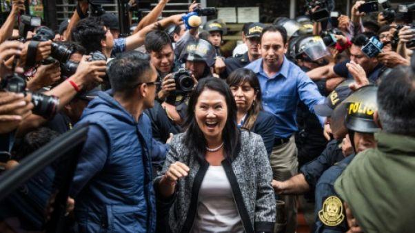 Pérou: réconcilier ses héritiers, le défi du patriarche Fujimori