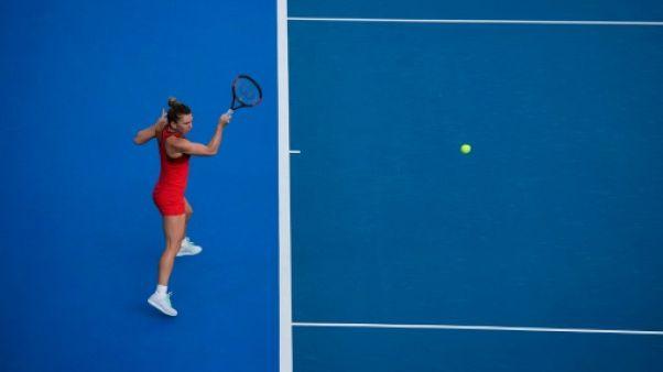 Tennis: Simona Halep atteint la finale à Shenzen