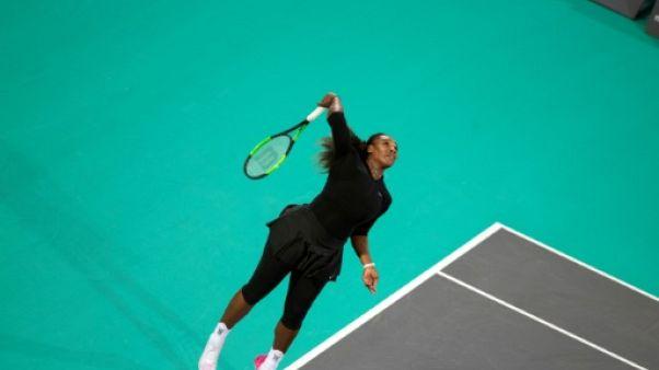 Tennis: après Murray, Serena Williams laisse passer Melbourne