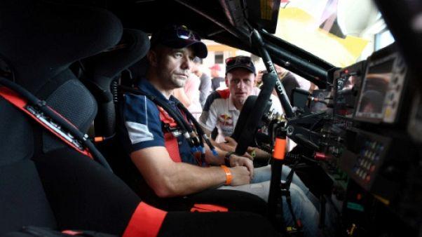Dakar-2018: la dernière chance de Loeb