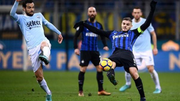 Foot: l'Inter à Florence pour rester au contact des leaders