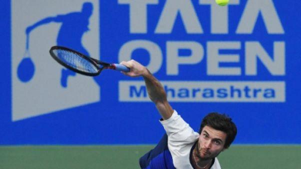 Tennis: Simon renaît à Pune, première finale depuis 2015