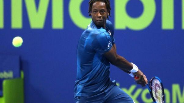 Tennis: Monfils en finale contre Rublev après le forfait de Thiem à Doha