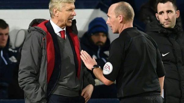 Angleterre: Arsène Wenger suspendu trois matches