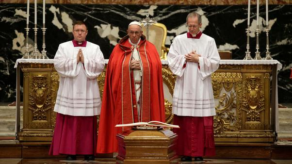 Cardinal Law funeral held at Vatican with no mention of sex abuse crisis