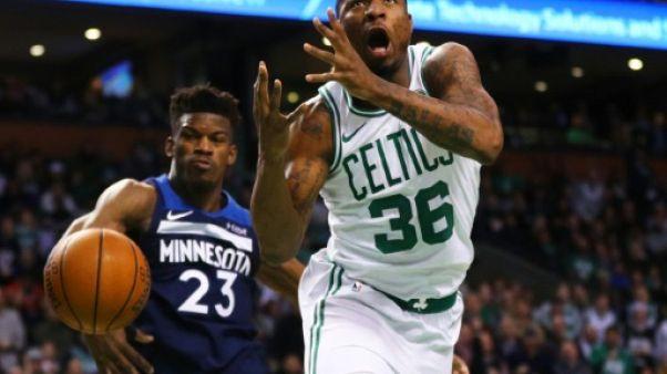 NBA: Boston enchaîne dans la douleur, les Lakers sombrent