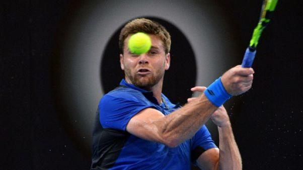 Tennis: Ryan Harrison premier qualifié pour la finale à Brisbane