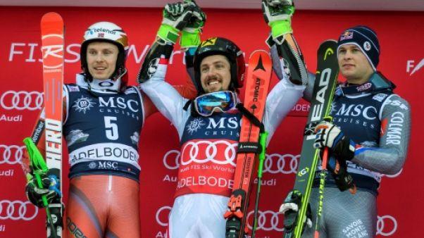 Ski alpin: la 51e de Hirscher