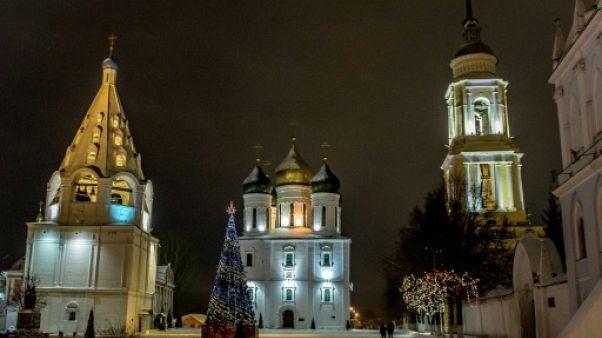 Noël orthodoxe: les patriarcats de Moscou et Kiev étalent leurs divisions