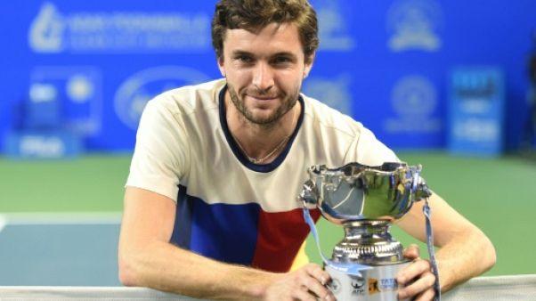 Tennis: Gilles Simon, opération renouveau