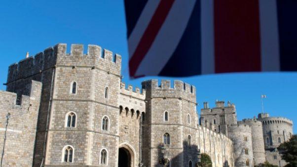 Avant le mariage royal à Windsor, la mise au ban contestée des SDF