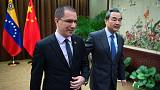 Addressing Venezuela, China says choice of path must be respected