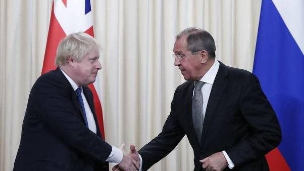 Johnson to Russia - We can't ignore your election meddling