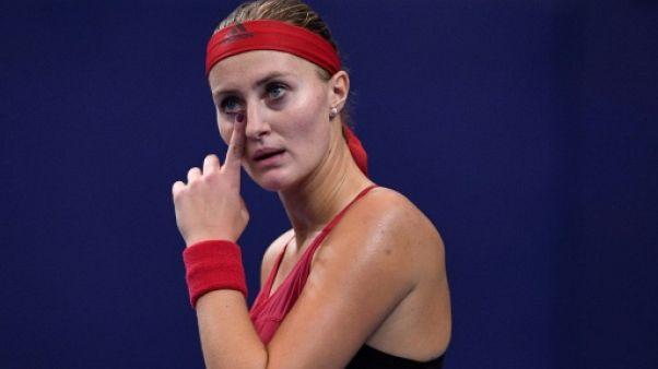 Tennis: le cauchemar se poursuit pour Mladenovic