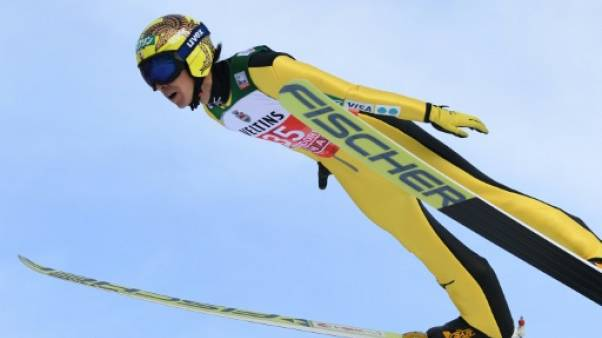 Saut à skis: le Japonais Kasai sélectionné pour ses 8e Jeux d'hiver, un record