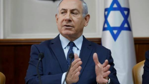 Netanyahu réitère son appel à fermer l'agence d'aide aux réfugiés palestiniens