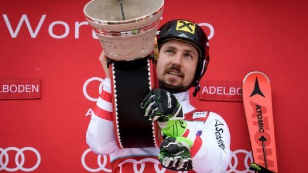 Ski alpin: Hirscher remporte le slalom d'Adelboden, Pinturault 5e