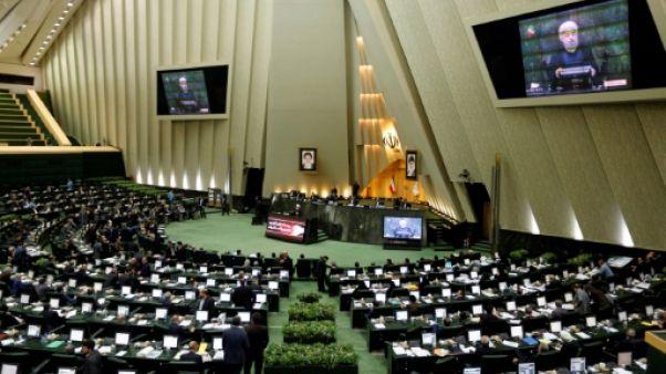Troubles en Iran : le Parlement se réunit à huis clos