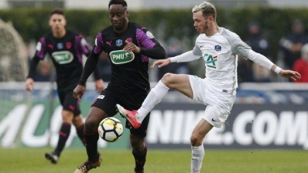 Coupe de France: Granville, équipe de 4e division, élimine Bordeaux en 32es de finale (2-1 a.p.)