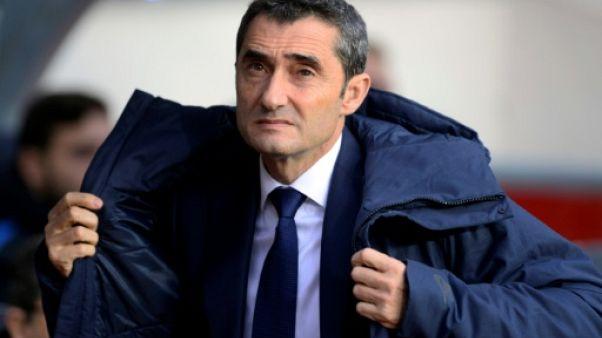 """FC Barcelone: """"Coutinho peut nous apporter beaucoup"""" estime Valverde"""