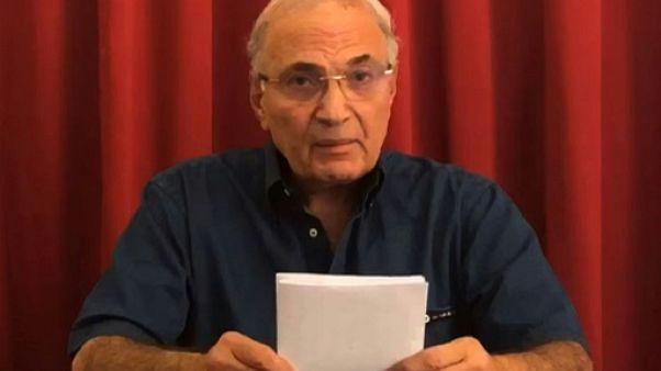 Egypte: l'ex-Premier ministre Chafiq ne sera pas candidat à la présidentielle