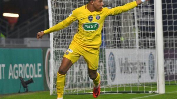 Coupe de France: Paris à nouveau sans pitié pour Rennes