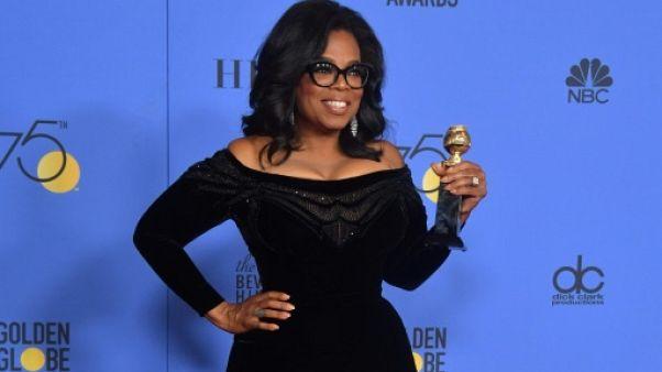 Les Golden Globes célèbrent la lutte contre les violences sexuelles
