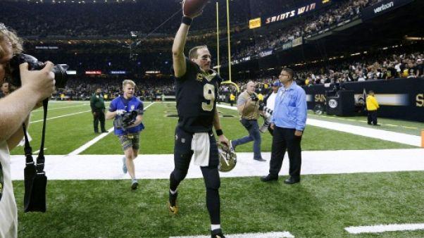 NFL: La Nouvelle-Orléans et Jacksonville au 2e tour des play-offs