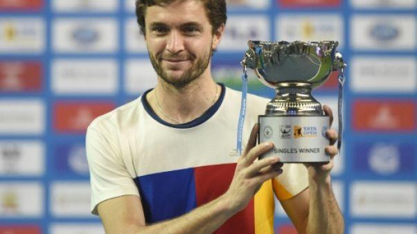 Tennis: Simon bondit de 32 places, Monfils de 7 au classement ATP