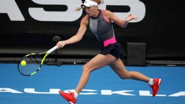 Tennis: Wozniacki 2e, Svitolina dans le Top 4 du classement WTA