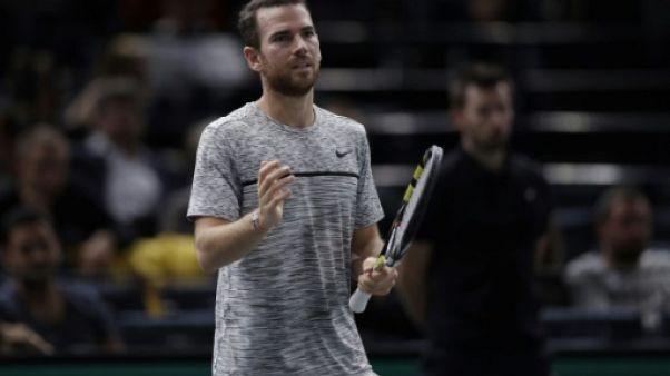 Tennis: Mannarino qualifié pour le 2e tour à Sydney