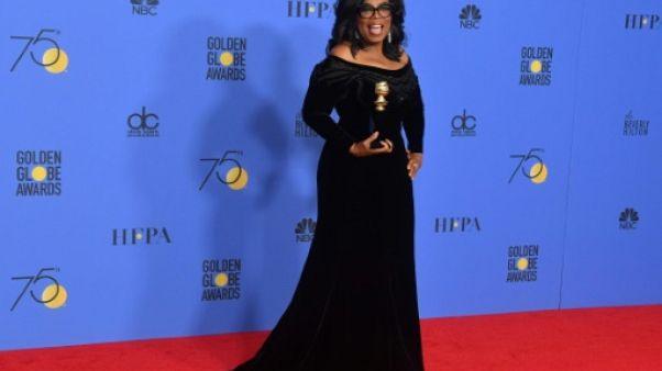 Oprah présidente? Beaucoup s'emballent, certains s'inquiètent
