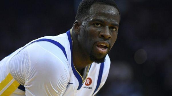 NBA: nouvelle d'amende pour Green, l'ailier de Golden State